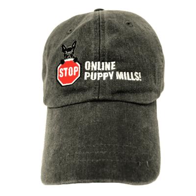 Stop Online Puppy Mills Baseball Cap