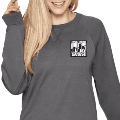 Stop Online Puppy Mills Sweatshirt